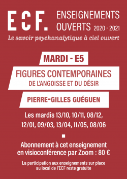 E5-Figures contemporaines...