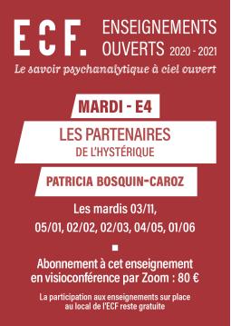 E4-Les partenaires de...