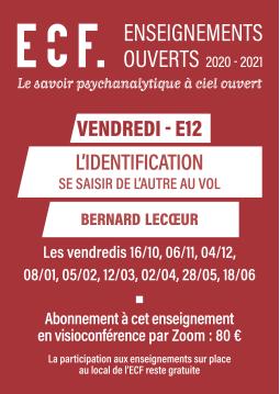 E12-L'identification, se...