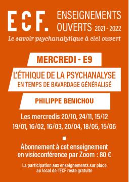 E9-L'éthique de la...