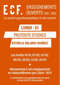 E1-Pastoute studies